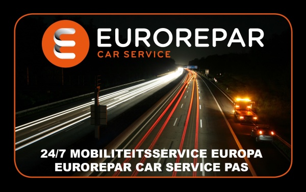 Eurorepar Car Service Pas - Pechhulp € 49,95